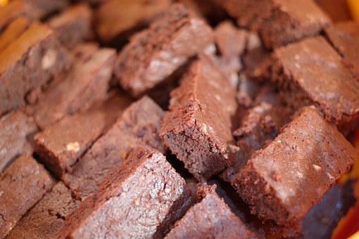 Brownie de Feijão preto
